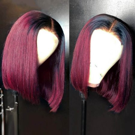 99J colored wig