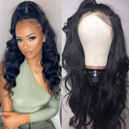Body Wave Full Lace Wigs High Quality Real Human Hair Wigs