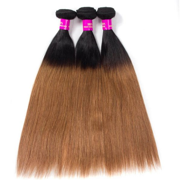 brazilian_ombre_straight_hair_1b30_virgin_human_hair_bundles_1