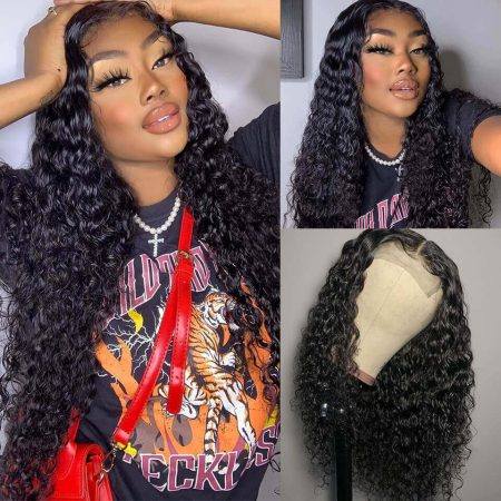 Mscoco Hair 5x5 Deep Part Lace Closure Wigs