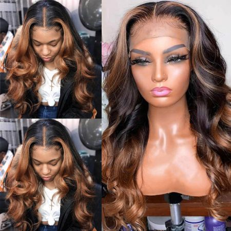 Colored Human Hair Wigs Online For Sale
