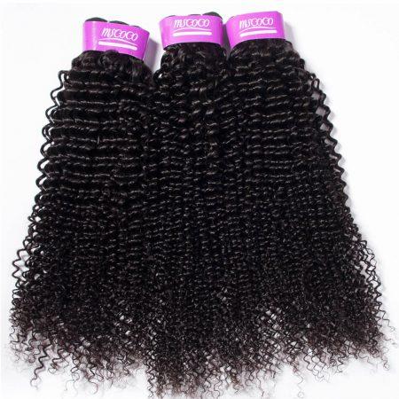 Brazilian Kinky Curly Hair 3 Bundles Extensions Virgin Human Hair Wholesale