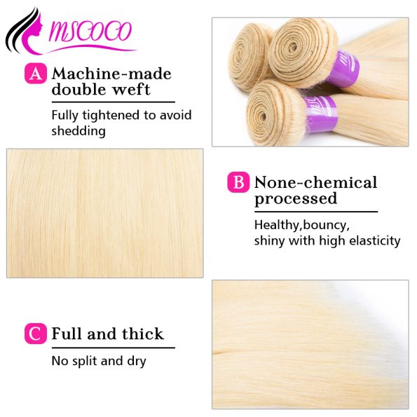 mscoco_613_bundles_with_frontal_brazilian_hair_blonde_3_bundles_with_closure_remy_straight_human_hair_blonde_bundles_with_frontal_4_1