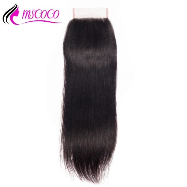 mscoco_human_hair_5x5_straight_lace_closure_free_part_brazilian_hair_closure_bleached_knots_with_baby_swiss_lace_10-20_remy_hair_2