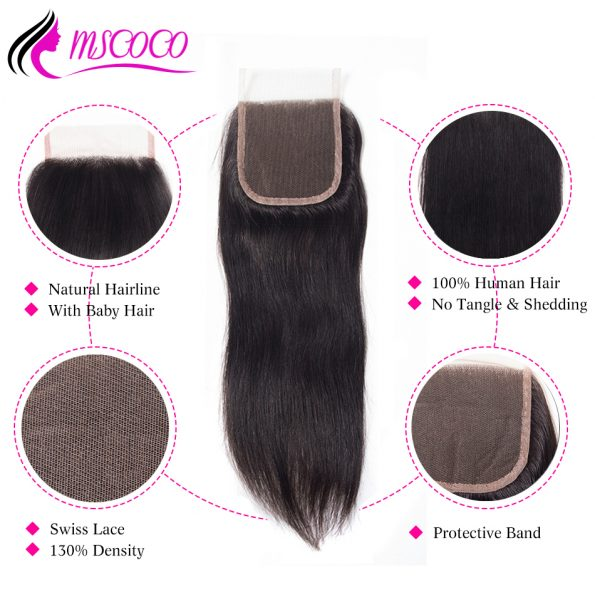 mscoco_human_hair_5x5_straight_lace_closure_free_part_brazilian_hair_closure_bleached_knots_with_baby_swiss_lace_10-20_remy_hair_4