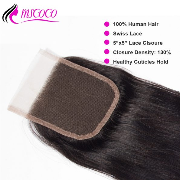 mscoco_human_hair_5x5_straight_lace_closure_free_part_brazilian_hair_closure_bleached_knots_with_baby_swiss_lace_10-20_remy_hair_5