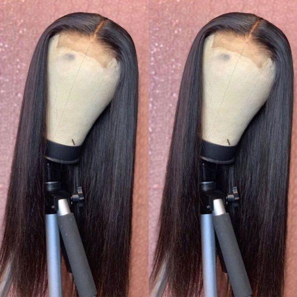 straight-4×4-closure-wig-1