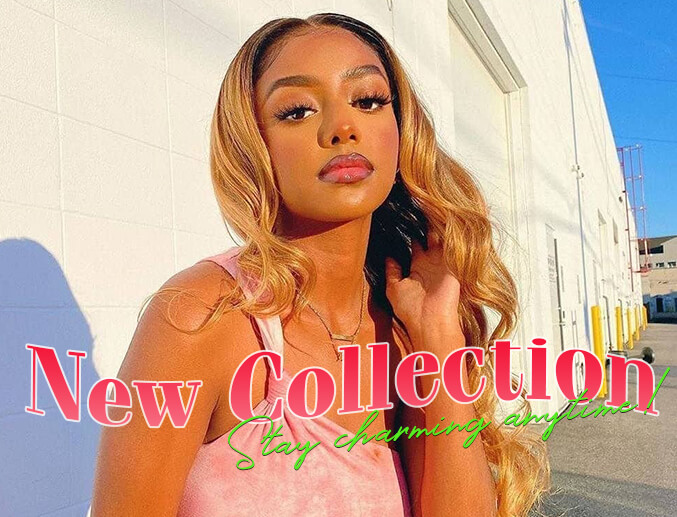 new arrival colored wig