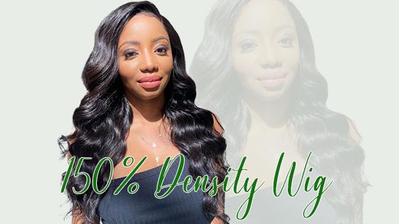 150 density wig
