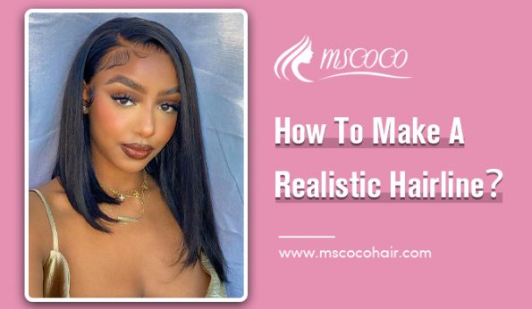 How To Make A Realistic Hairline